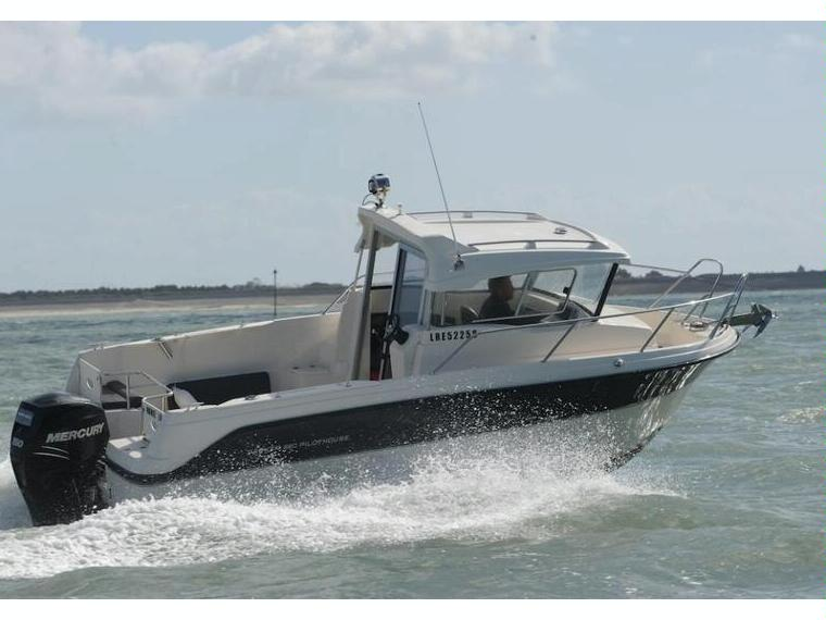 PARKER POLAND Parker 660 Pilothouse