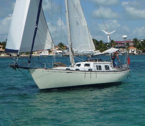 Seafarer 36C Rhodes Sloop