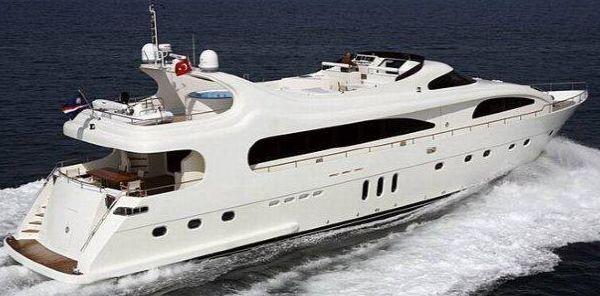 Mengi Yay Custom Motor Yacht