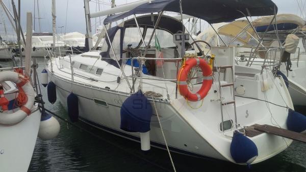 Beneteau Oceanis Clipper 343 BENETEAU - OCEANIS 343 - exteriors
