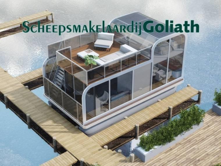 Houseboat Capri