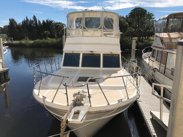 Heritage East 40 DC Trawler