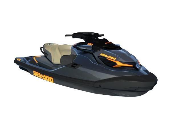 Sea-Doo GTX 300 iBR with Audio