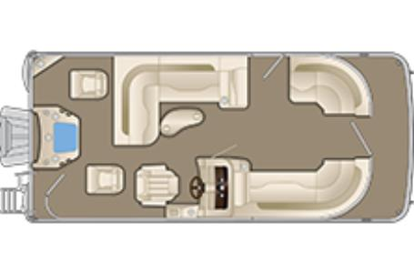 Bennington 20 SSX - No Privacy Premium