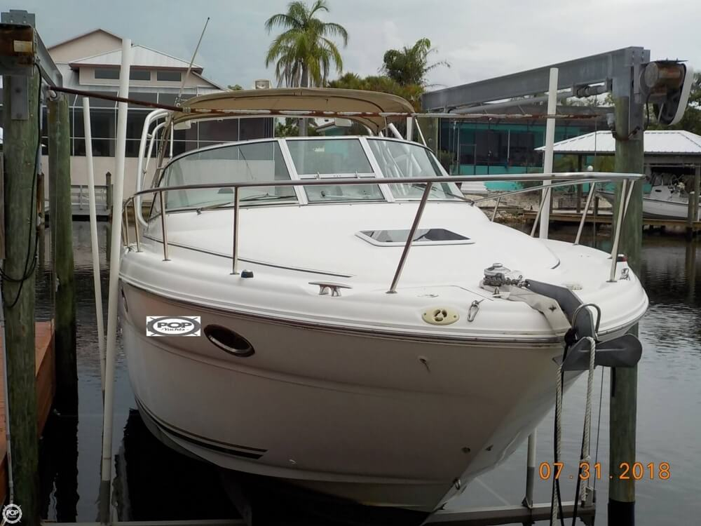Sea Ray 290 Amberjack 2001 Sea Ray 290 Amberjack for sale in Apollo Beach, FL