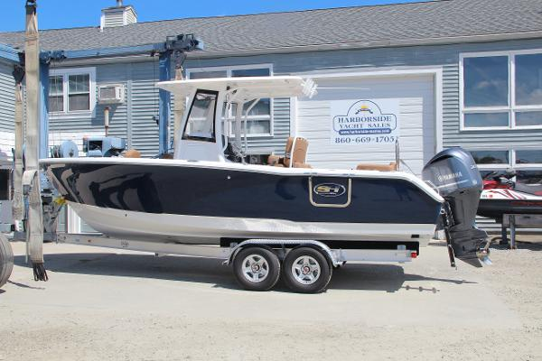 Sea Hunt Ultra 255 SE