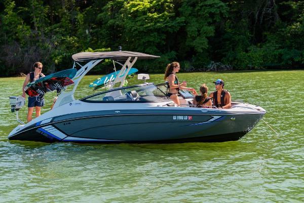 Yamaha Boats Marine 212X