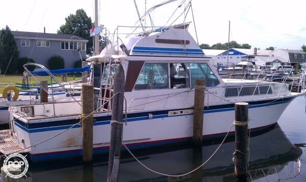 Burns Craft 40 1980 Burns Craft 40 for sale in Lindenhurst, NY