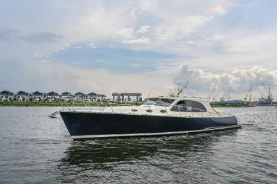 Palm Beach Motor Yachts 50