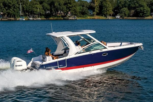 Chaparral 300 OSX Manufacturer Provided Image