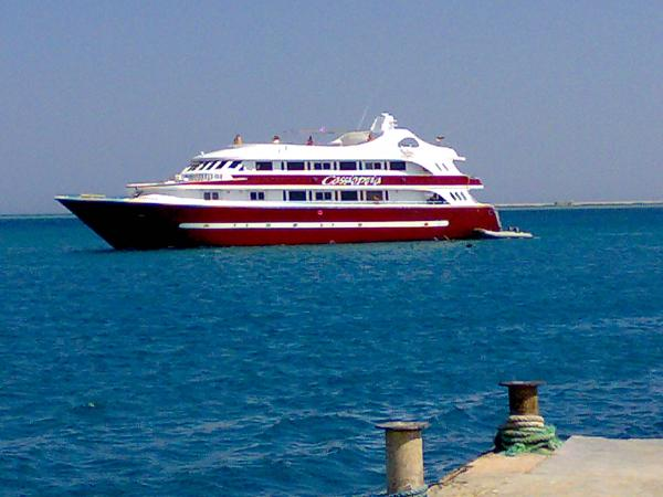 Custom Megayacht 130 Safari