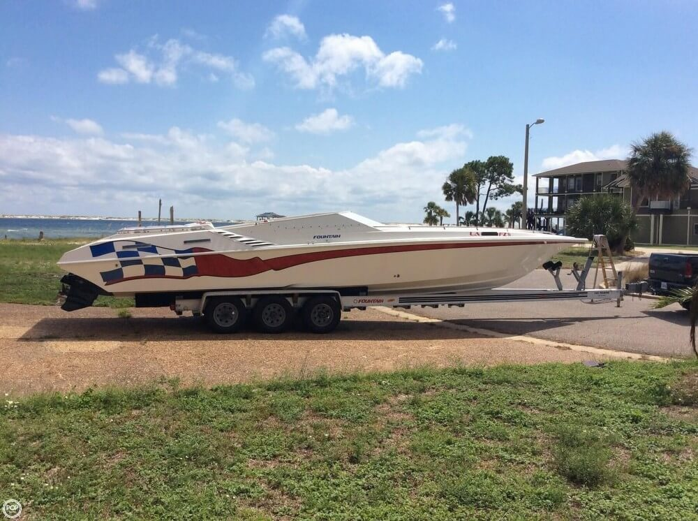 Fountain 35 Executioner 2001 Fountain 35 Executioner for sale in Pensacola, FL