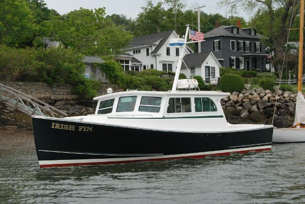 Mitchell Cove Downeast 35