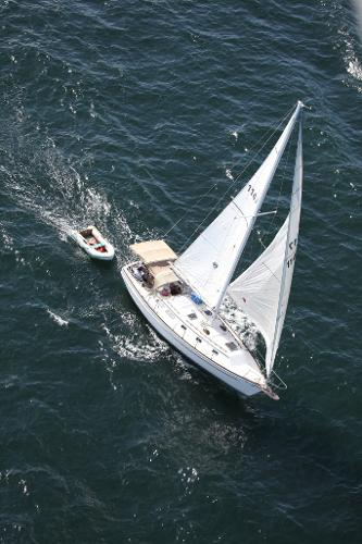 Gulfstar Sloop