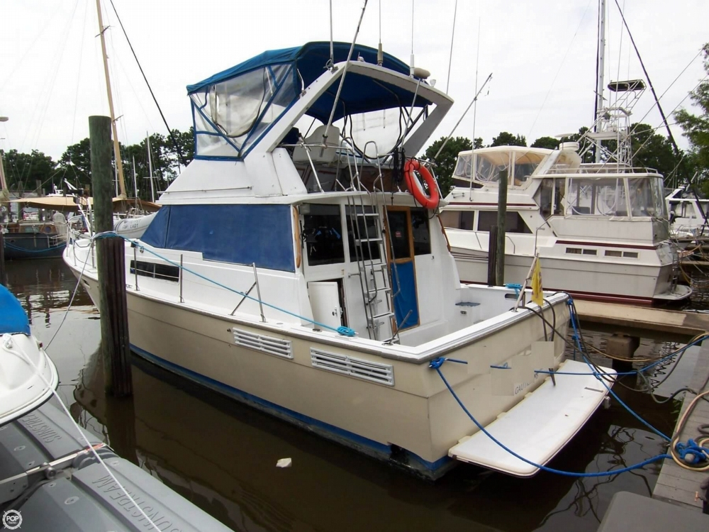 Bayliner 3870 Motoryacht 1987 Bayliner 3870 Motoryacht for sale in Mandeville, LA