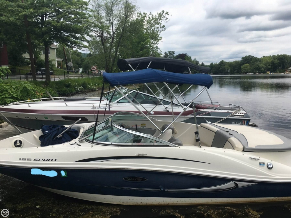 Sea Ray 185 Sport 2008 Sea Ray 185 Sport for sale in Greenwood Lake, NY