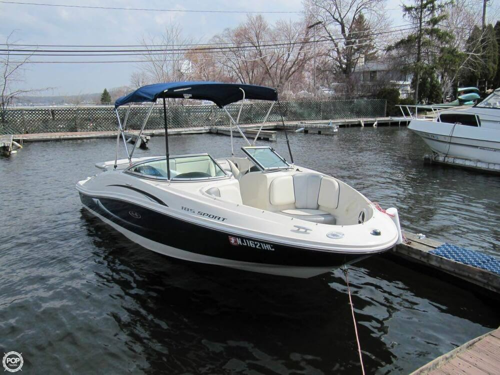 Sea Ray 185 Sport 2008 Sea Ray 19 for sale in Greenwood Lake, NY