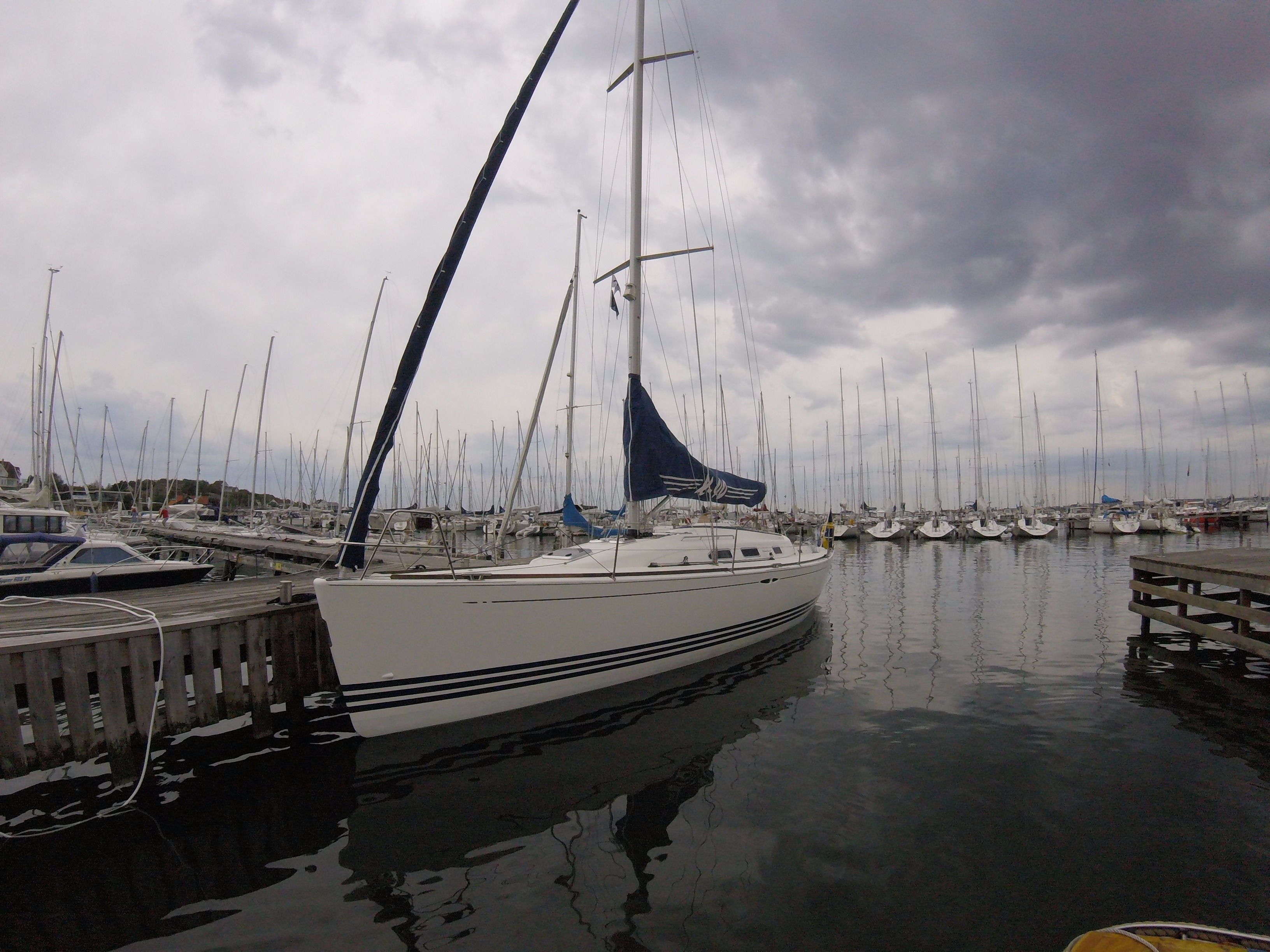 X - Yachts X-40