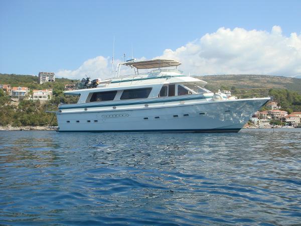 Tarquin Motor Yachts trader 65