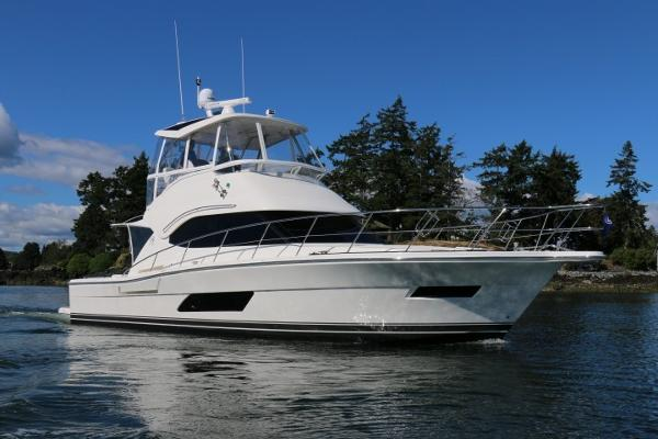 Riviera 43 Open Flybridge IPS