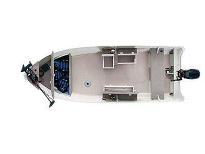 STARCRAFT MARINE SF DLX Pro Troller 140