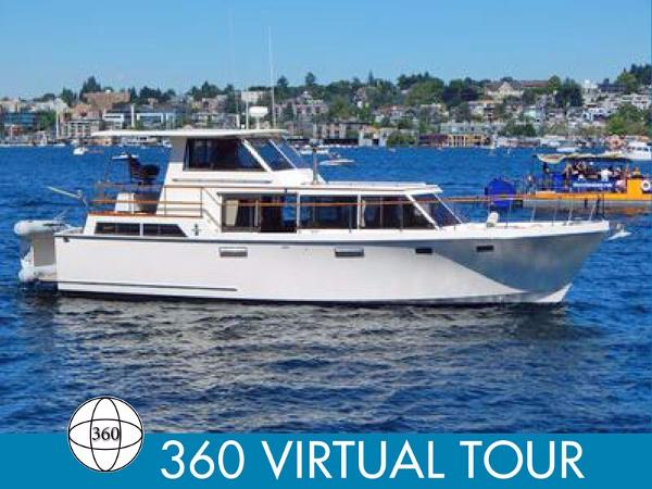 Roughwater 42 Pilothouse Main