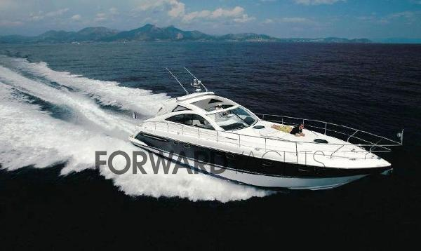 Fairline Targa 52 GT Fairline Targa 52 HT (1)