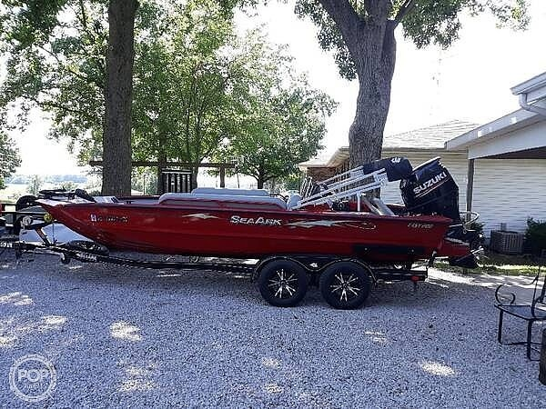 SeaArk Easy 200 2018 Sea Ark 20 for sale in Vandalia, IL