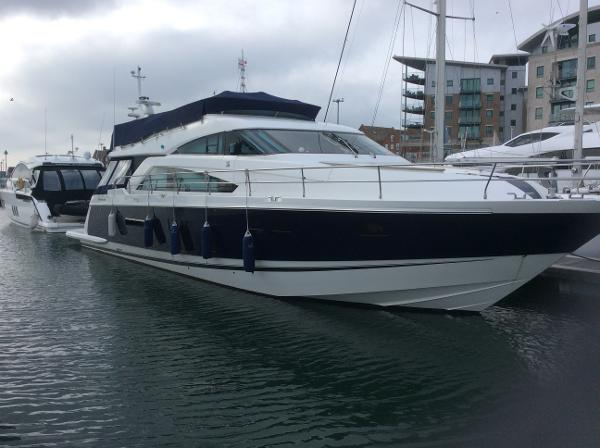 Fairline Squadron 60 Fairline Squadron 60