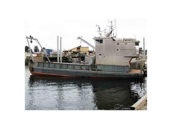 Custom Cargo, Barge, Landing Craft