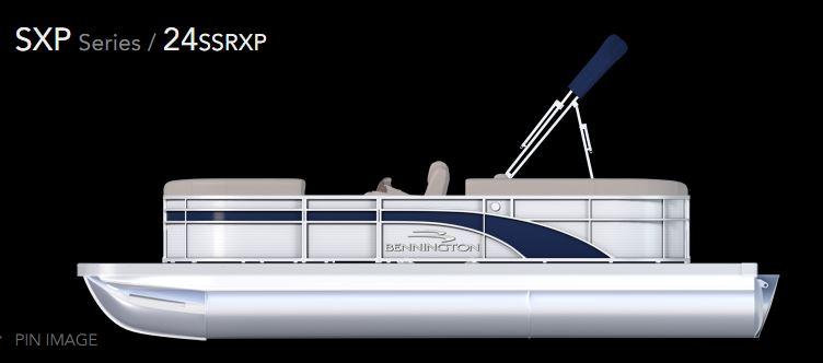 Bennington 24 SSRX - Premium