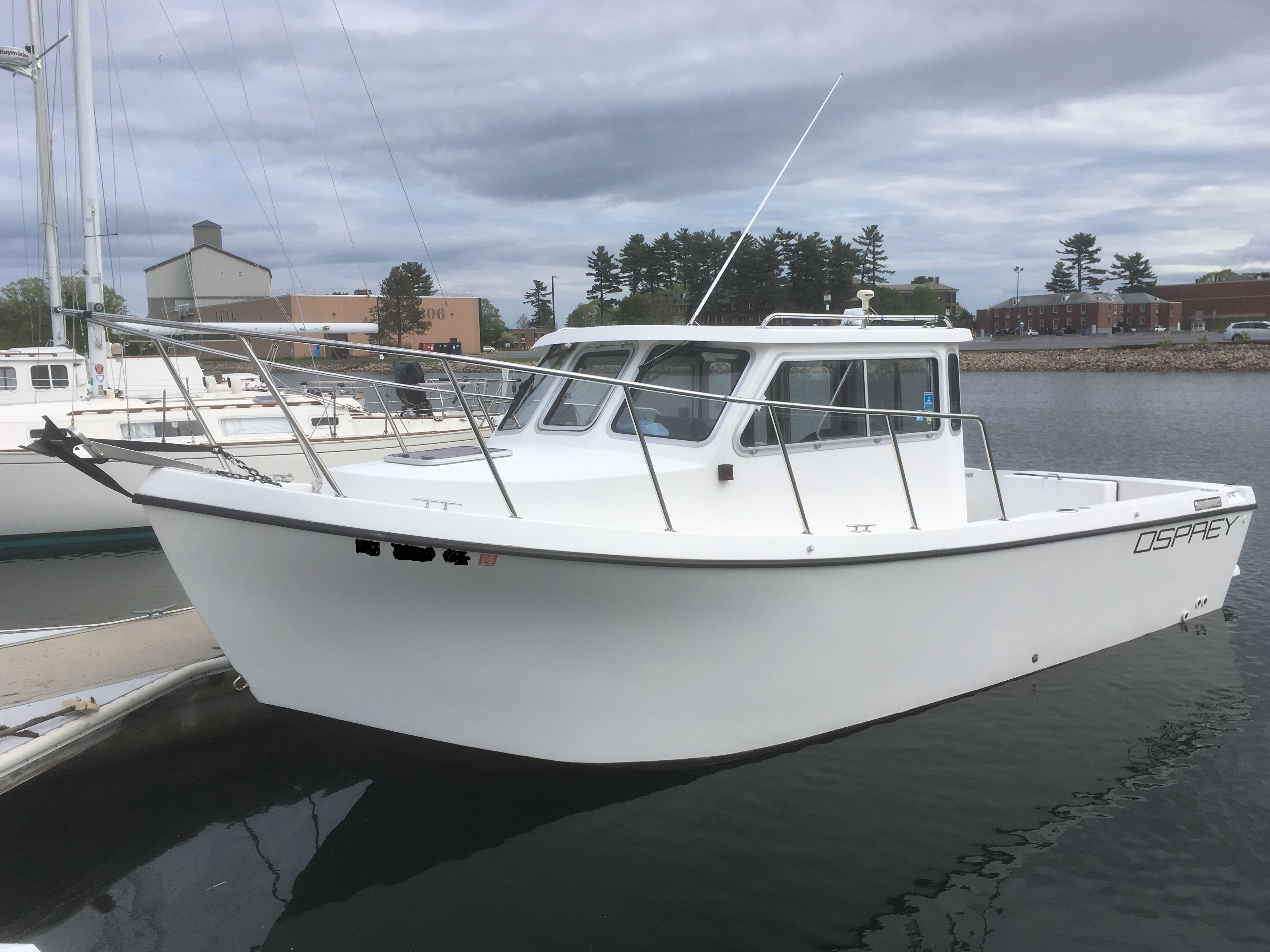 Osprey Pilothouse Expedition
