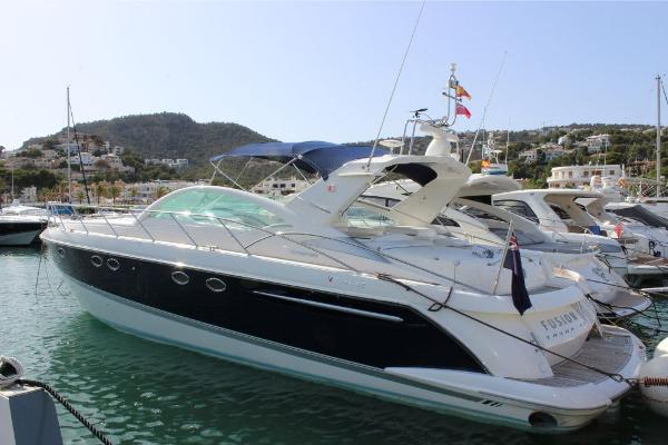 Fairline Targa 52 Fairline Targa 52