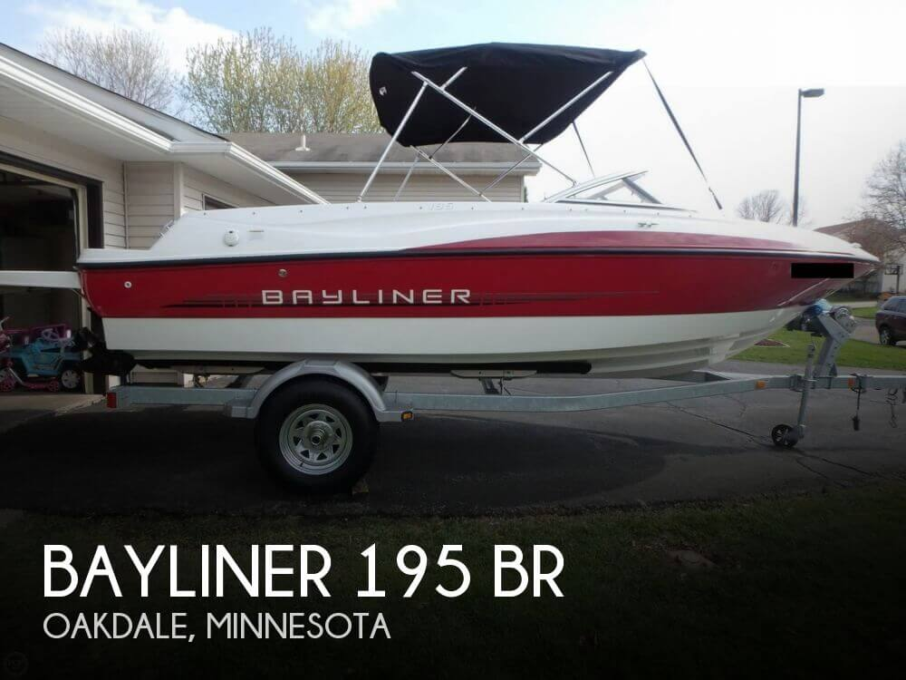 Bayliner 195 Bowrider 2013 Bayliner 195 BR for sale in Oakdale, MN