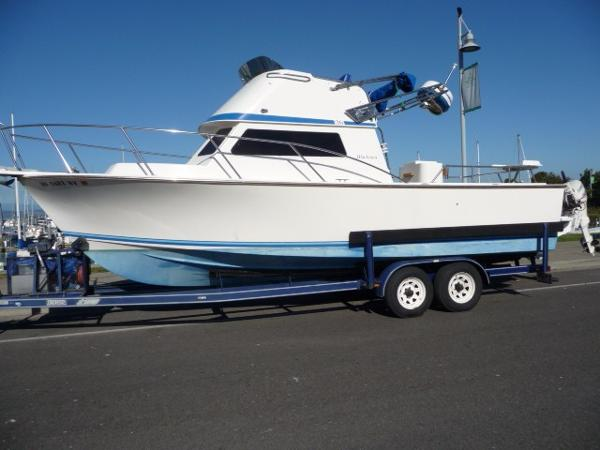 Blackman Boats Billfisher 26