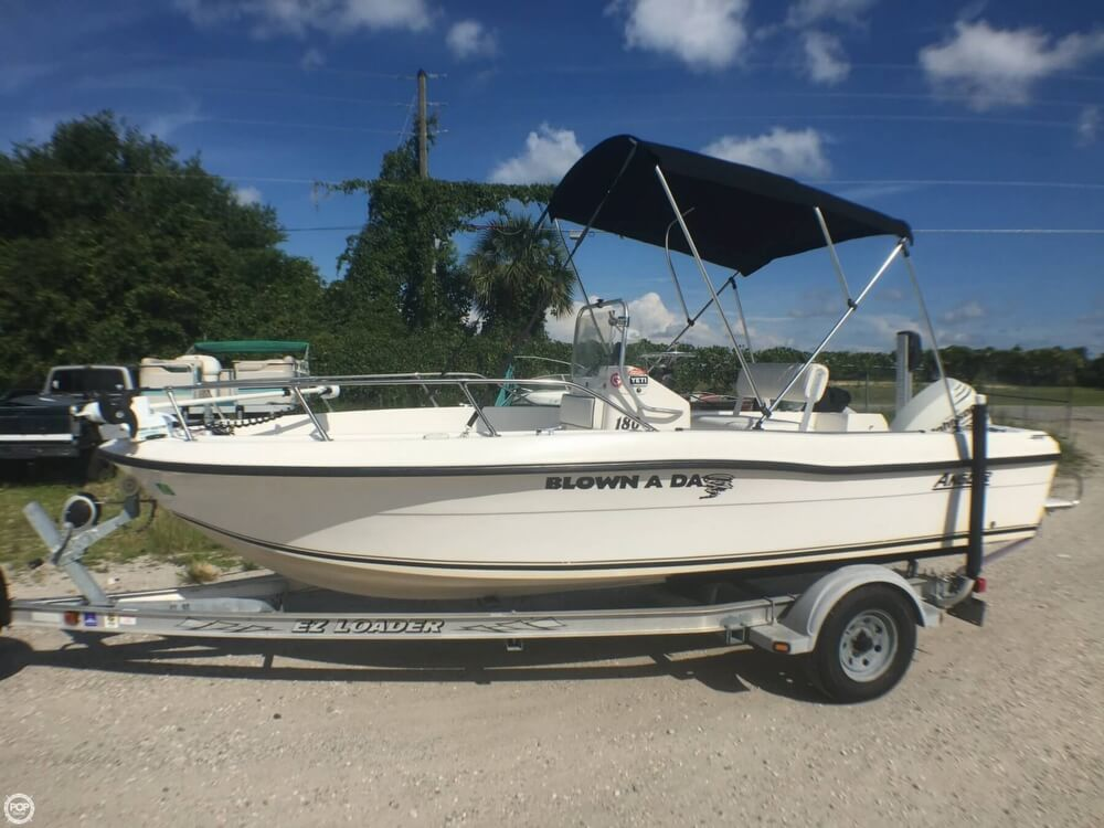 Angler 180 F 2003 Angler 180 F for sale in Oakland, FL