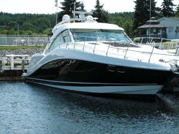 Sea Ray 580 Sundancer 2012 Sea Ray 580 Sundancer