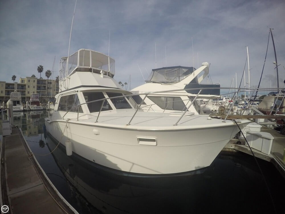 Hatteras 36 Convertible 1973 Hatteras 36 Convertible for sale in Oceanside, CA