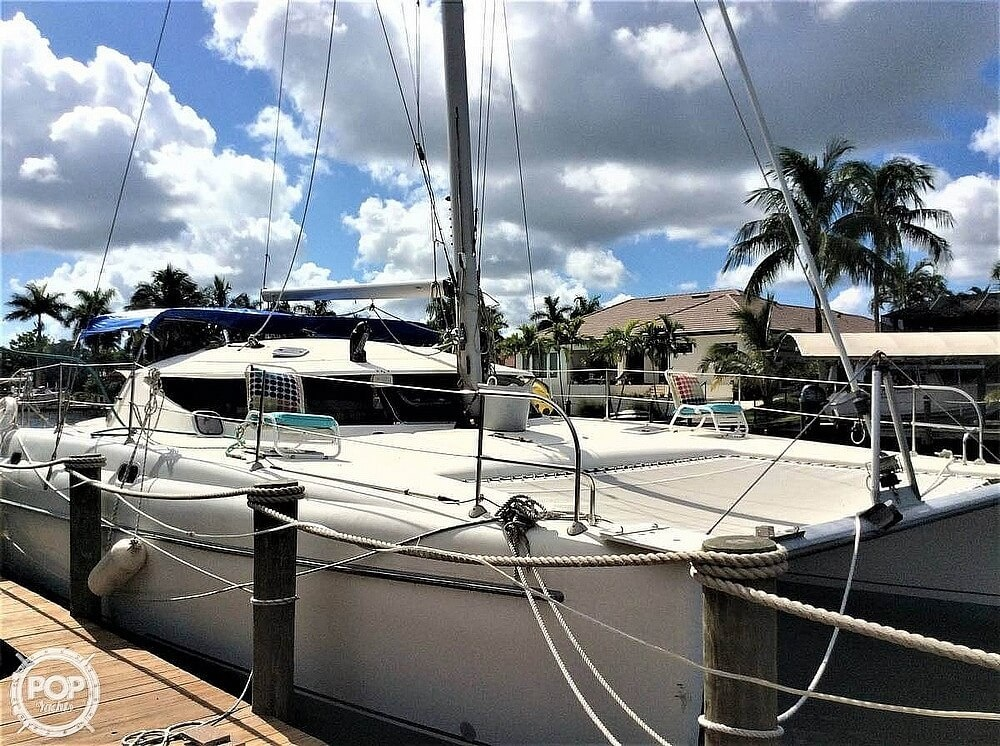Fountaine Pajot Athena 38 1994 Fountaine Pajot Athena 38 for sale in Fort Myers, FL