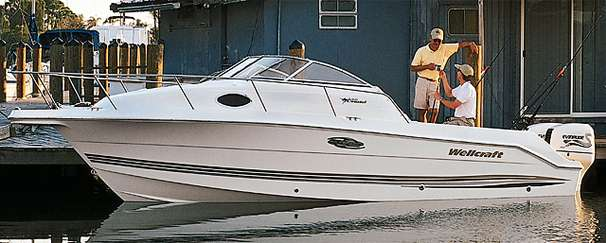 Wellcraft 230 Coastal Manufacturer Provided Image