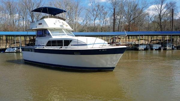 Chris-Craft 410 Commander Profile