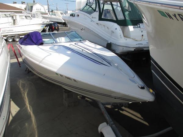 Baja 272 New 02 Merc 496 H/O Best Boat
