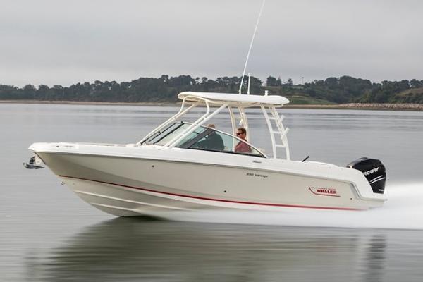 Boston Whaler 230 Vantage Manufacturer Provided Image