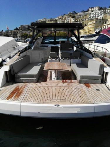 Evo Yachts 43
