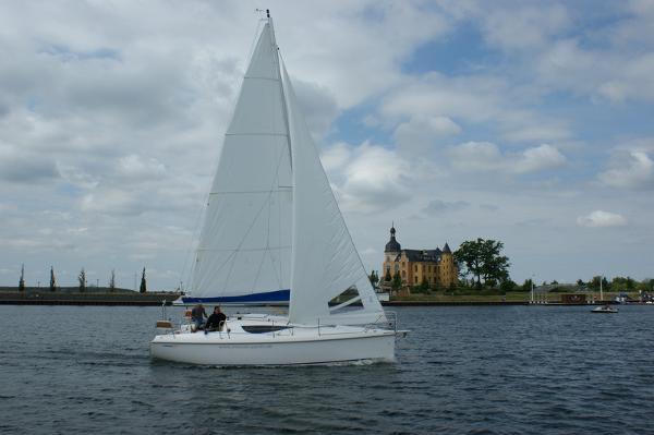 Northman-Yacht Maxus 28