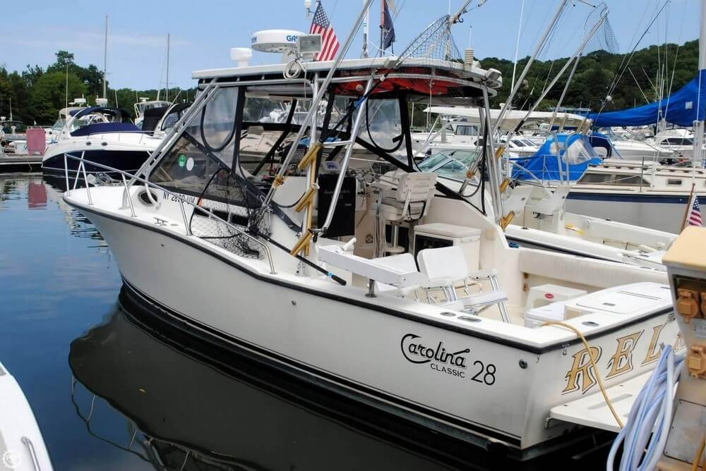 Carolina Classic 28 2000 Carolina Classic 28 for sale in Northport, NY