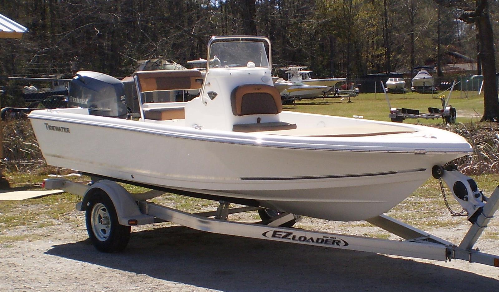 Tidewater 1800 Bay Max