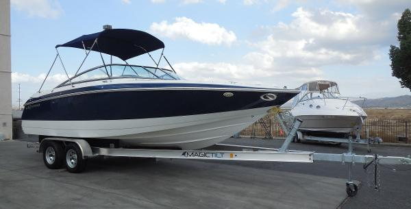 Cobalt 240 Open Bow