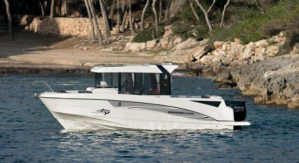 Beneteau Barracuda 8 Manufacturer Provided Image
