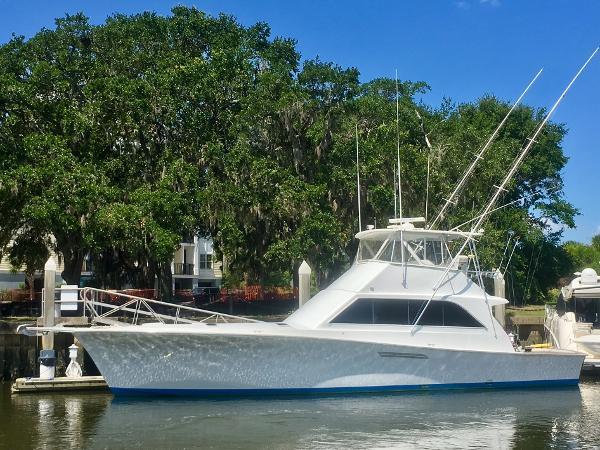 Ocean Yachts 55 Super Sport